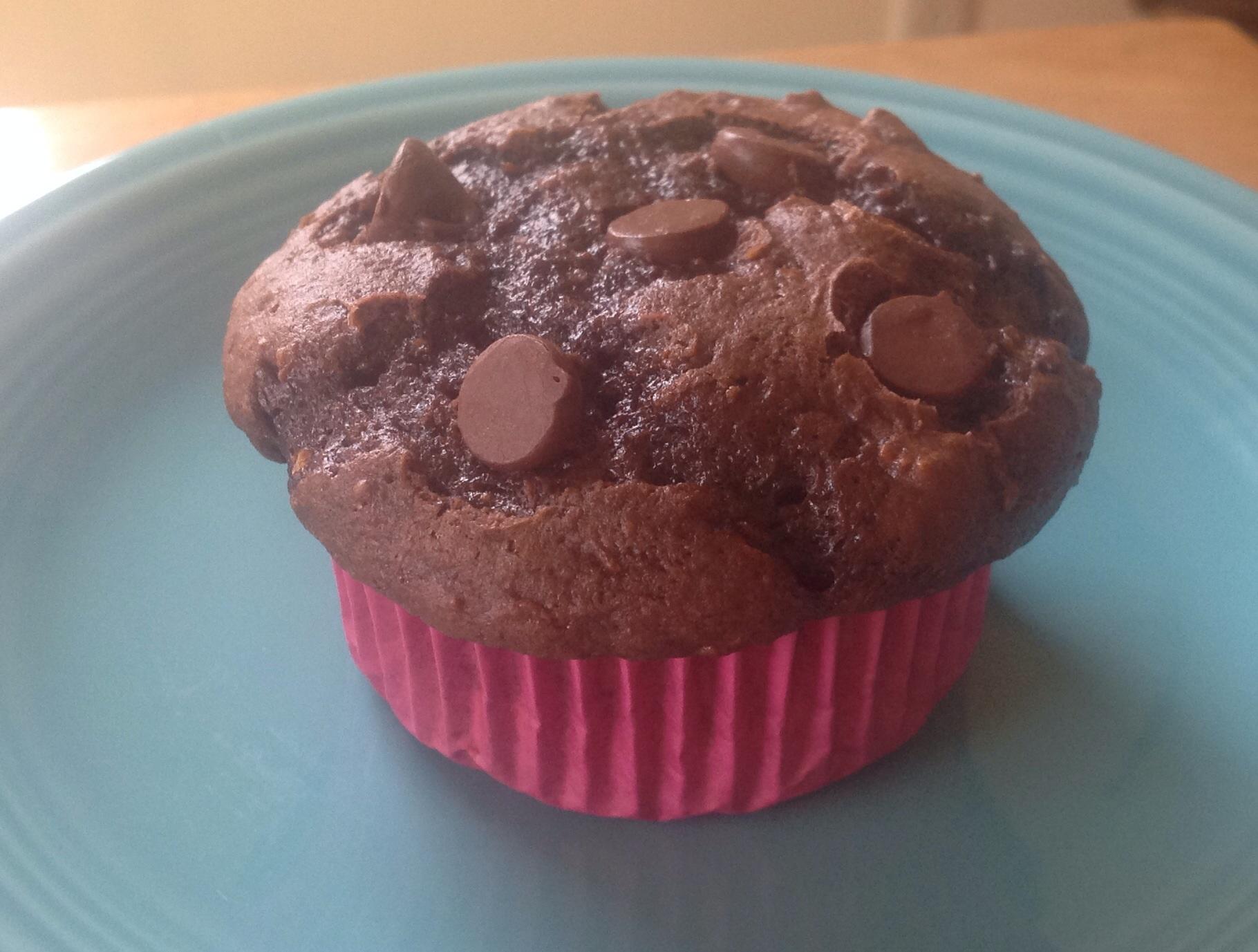 Easy Chocolate Zucchini Cupcakes nancyh