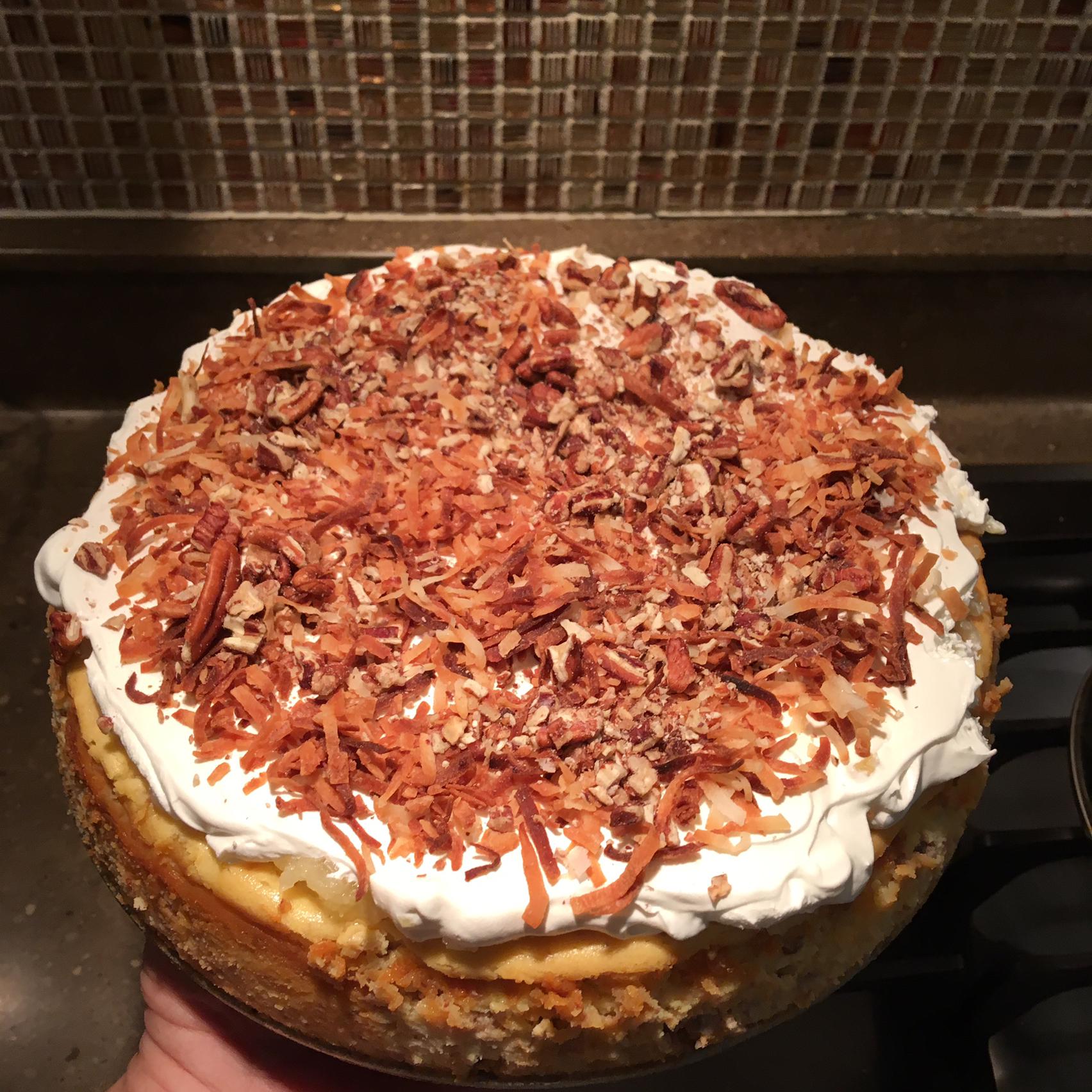 Hawaiian Cheesecake NP3