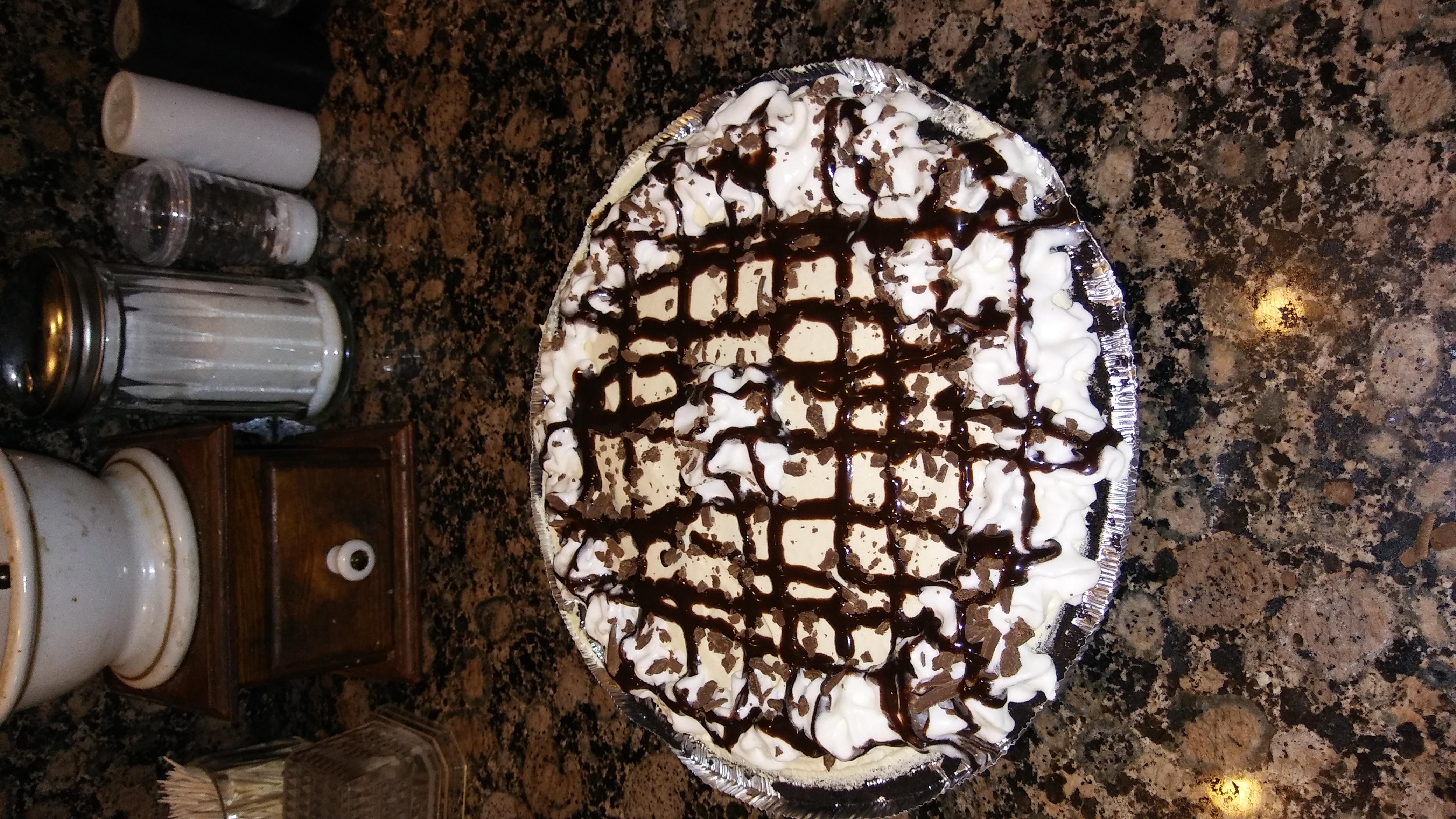 No Bake Peanut Butter Pie Charles Fiske