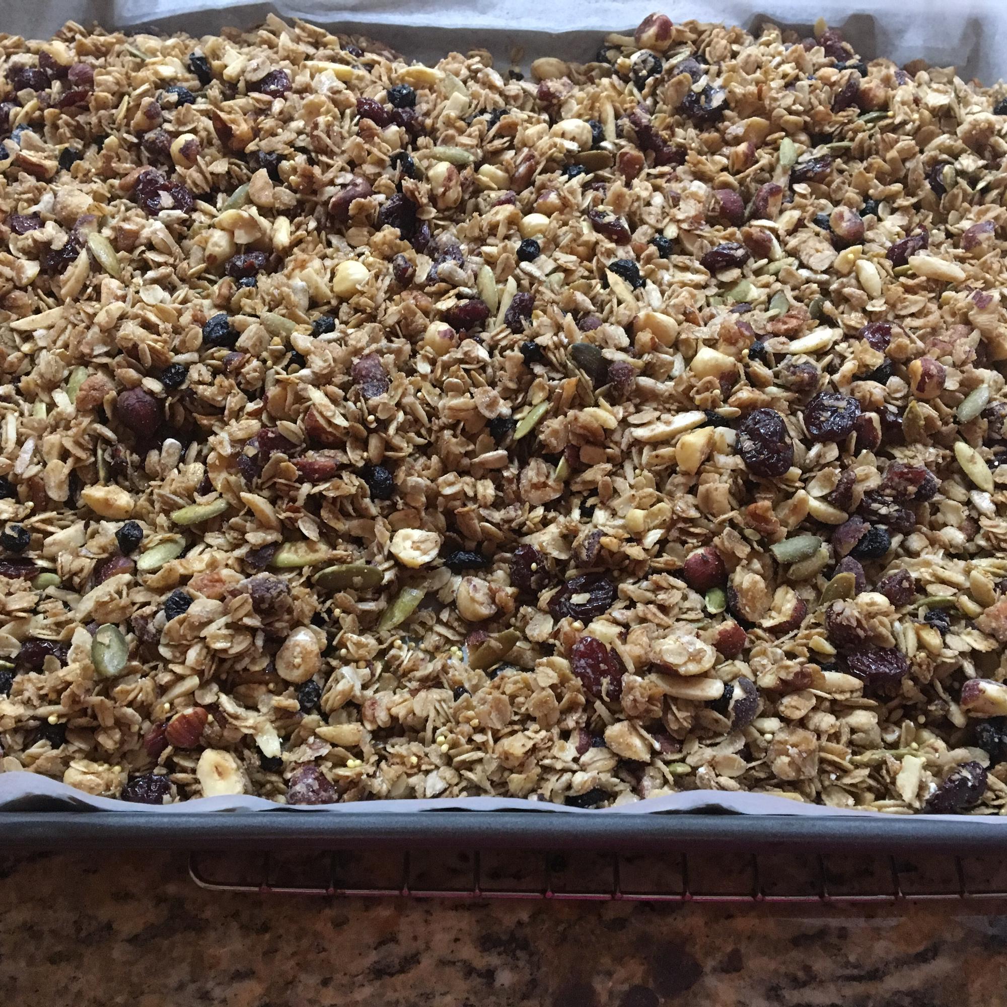 Honey Nut Granola SuesZu