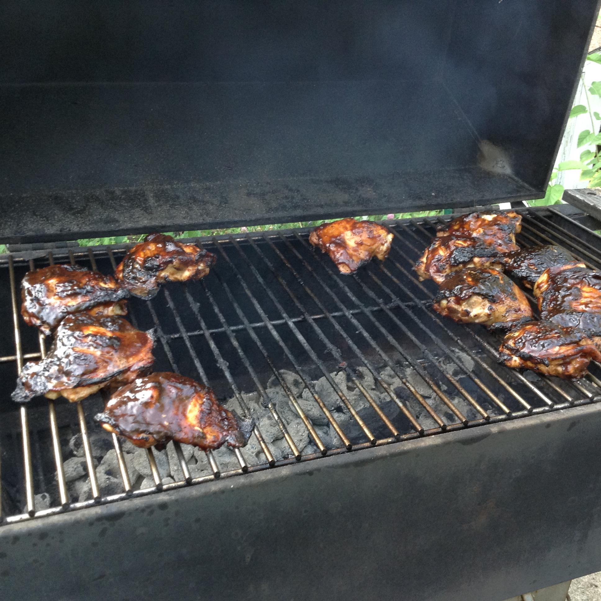 Chef John's Barbecue Chicken Isabella Stienford