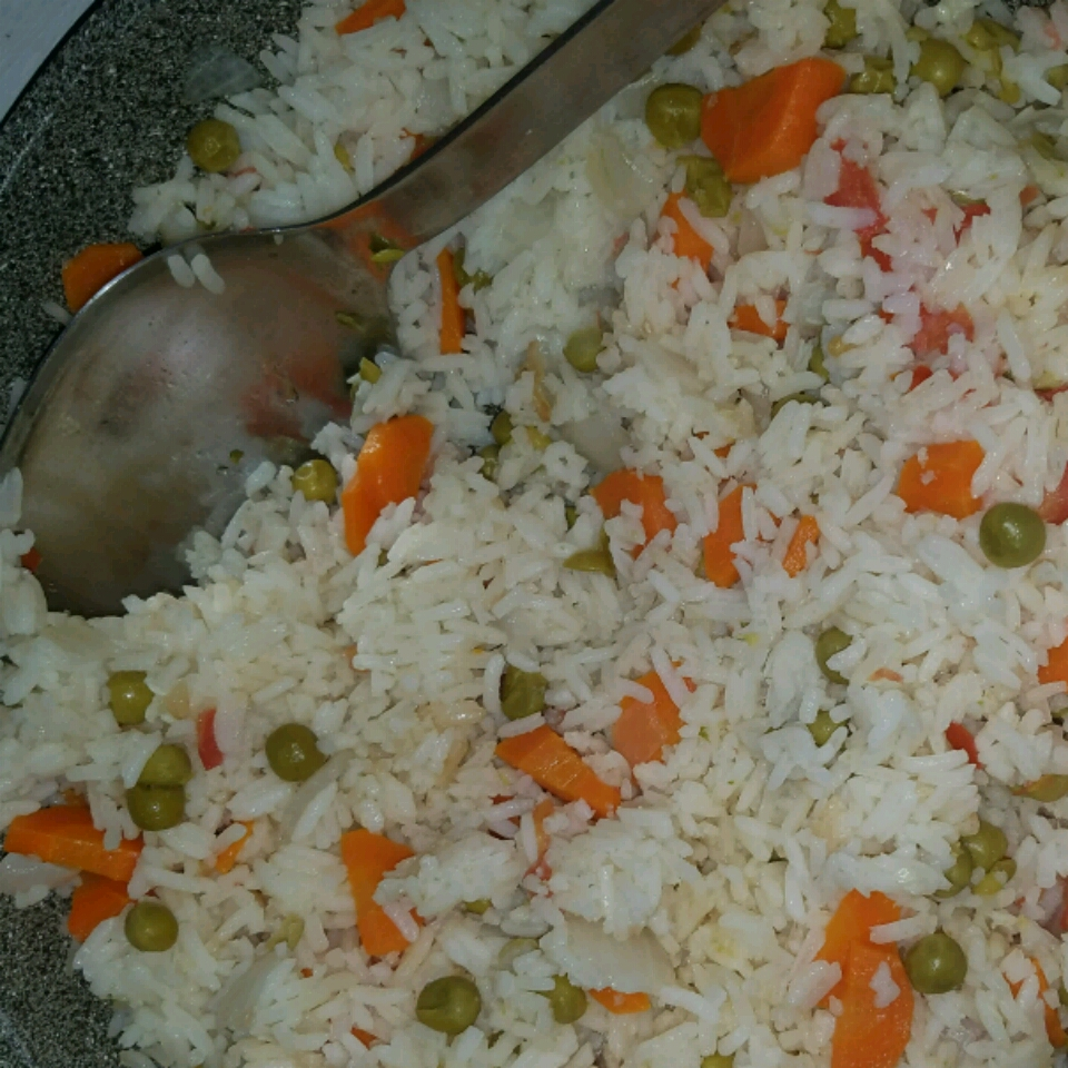 Mexican Vegetable Rice Malka Trempel
