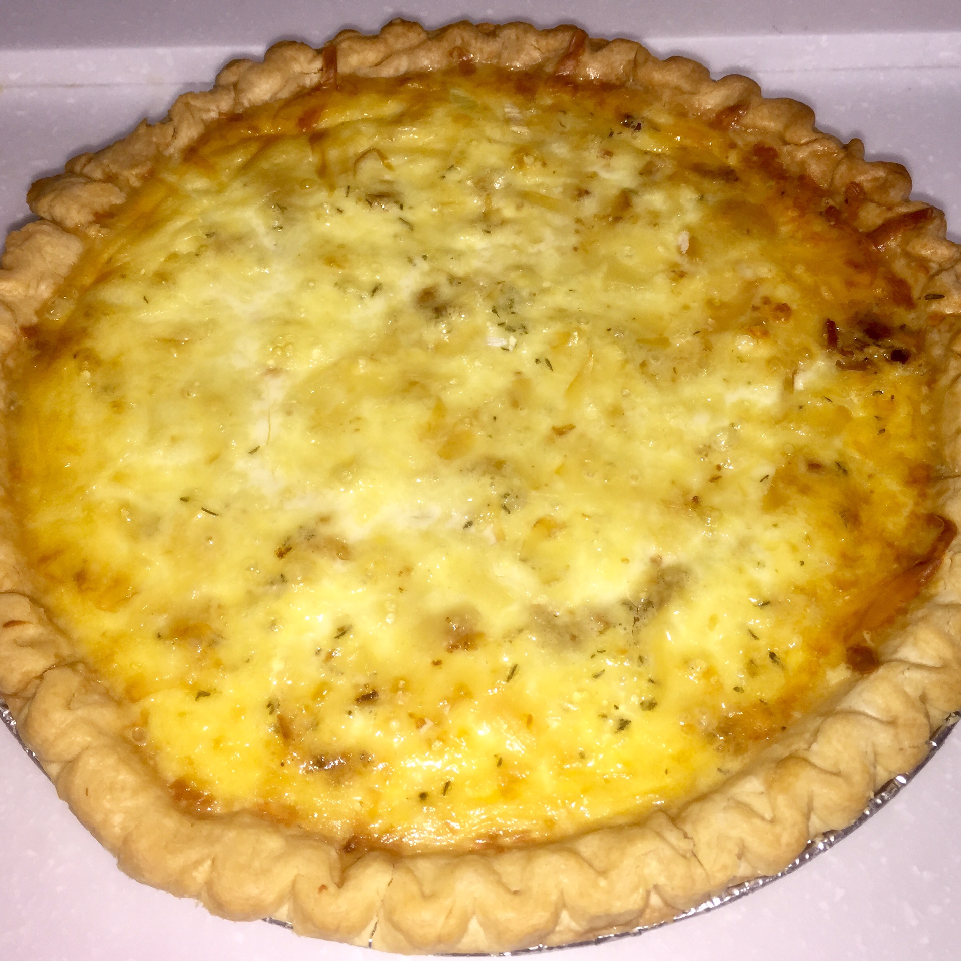 Chef John's Quiche Lorraine Angela Smith Lamont