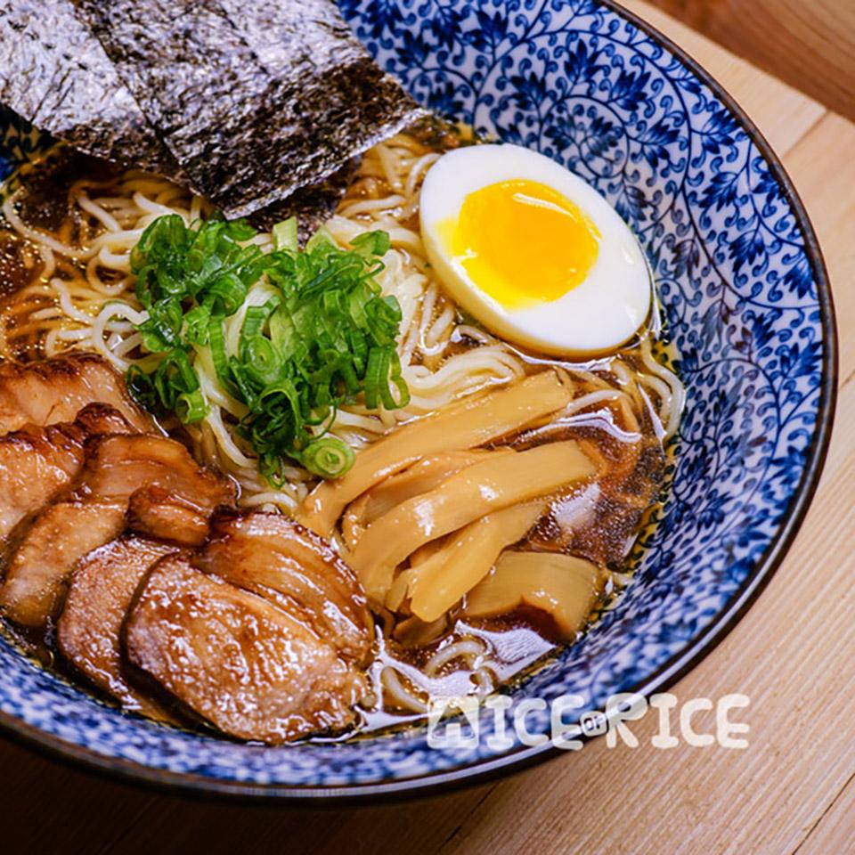 Japanese Shoyu Ramen (Pressure Cooker)