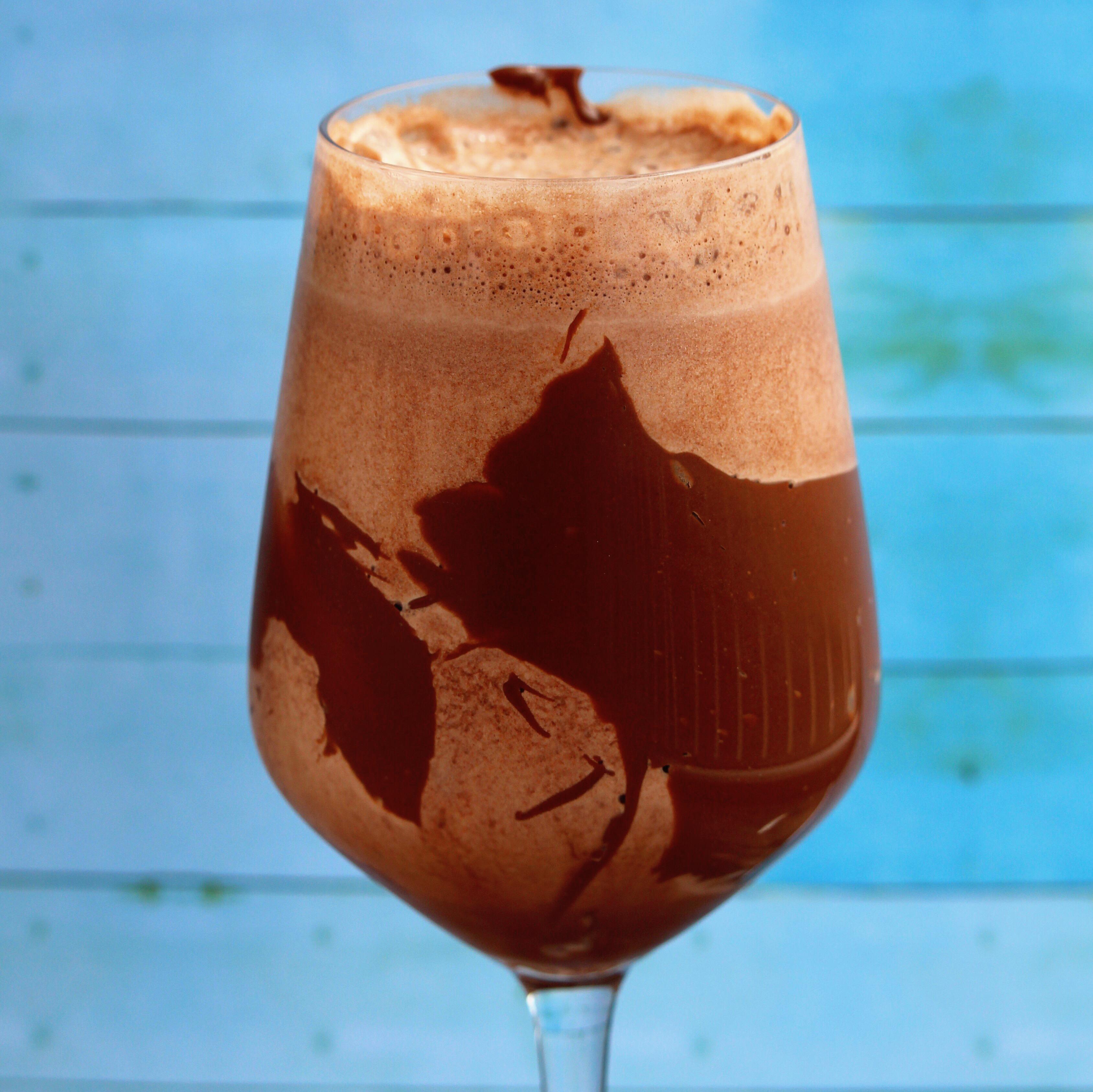 Skinny Chocolate Mocha Shake