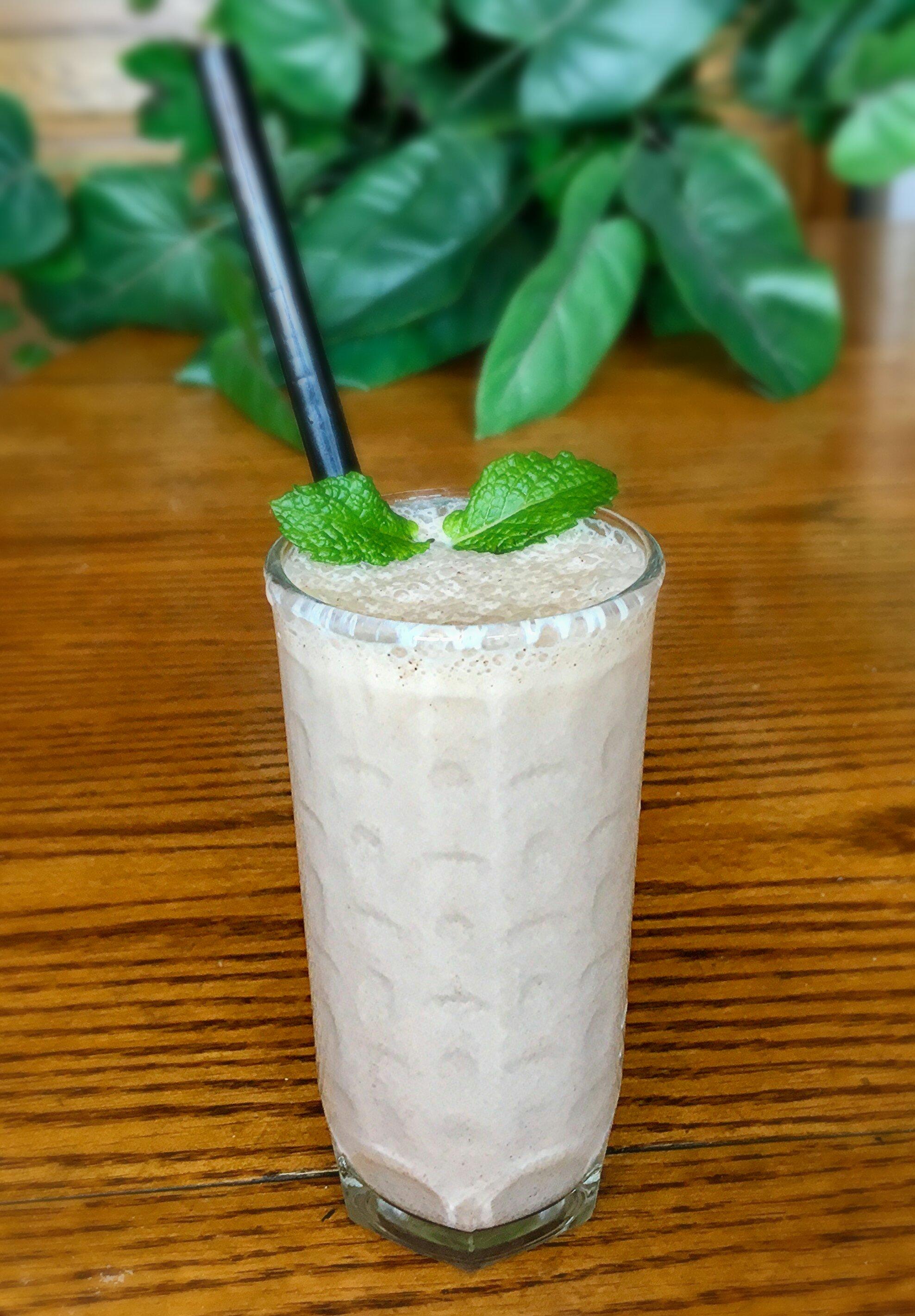 Vanilla Horchata Smoothie Devan S.