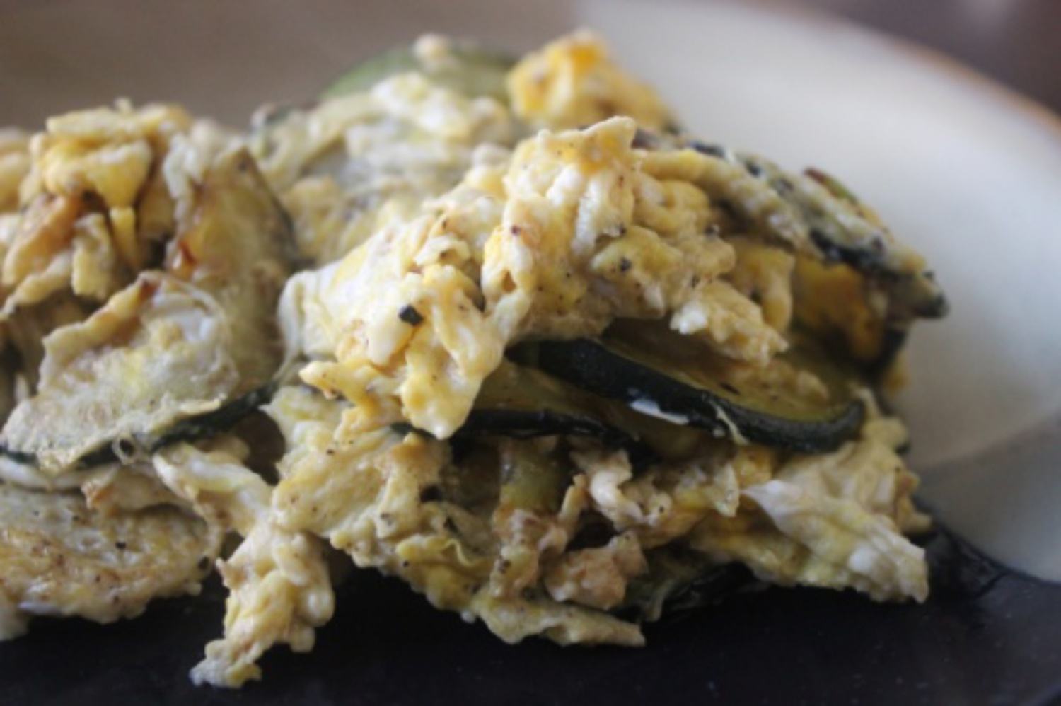 Zucchini and Eggs mommyluvs2cook