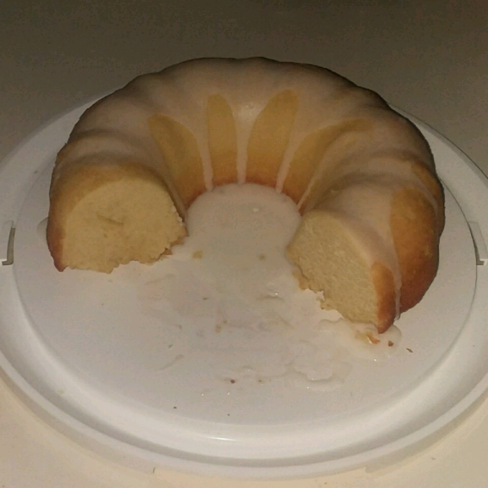Old-Fashioned Lemon Pound Cake Susie Moore