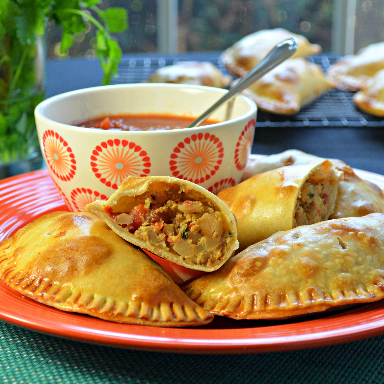 Roast Beef Hash Breakfast Empanadas Kim's Cooking Now