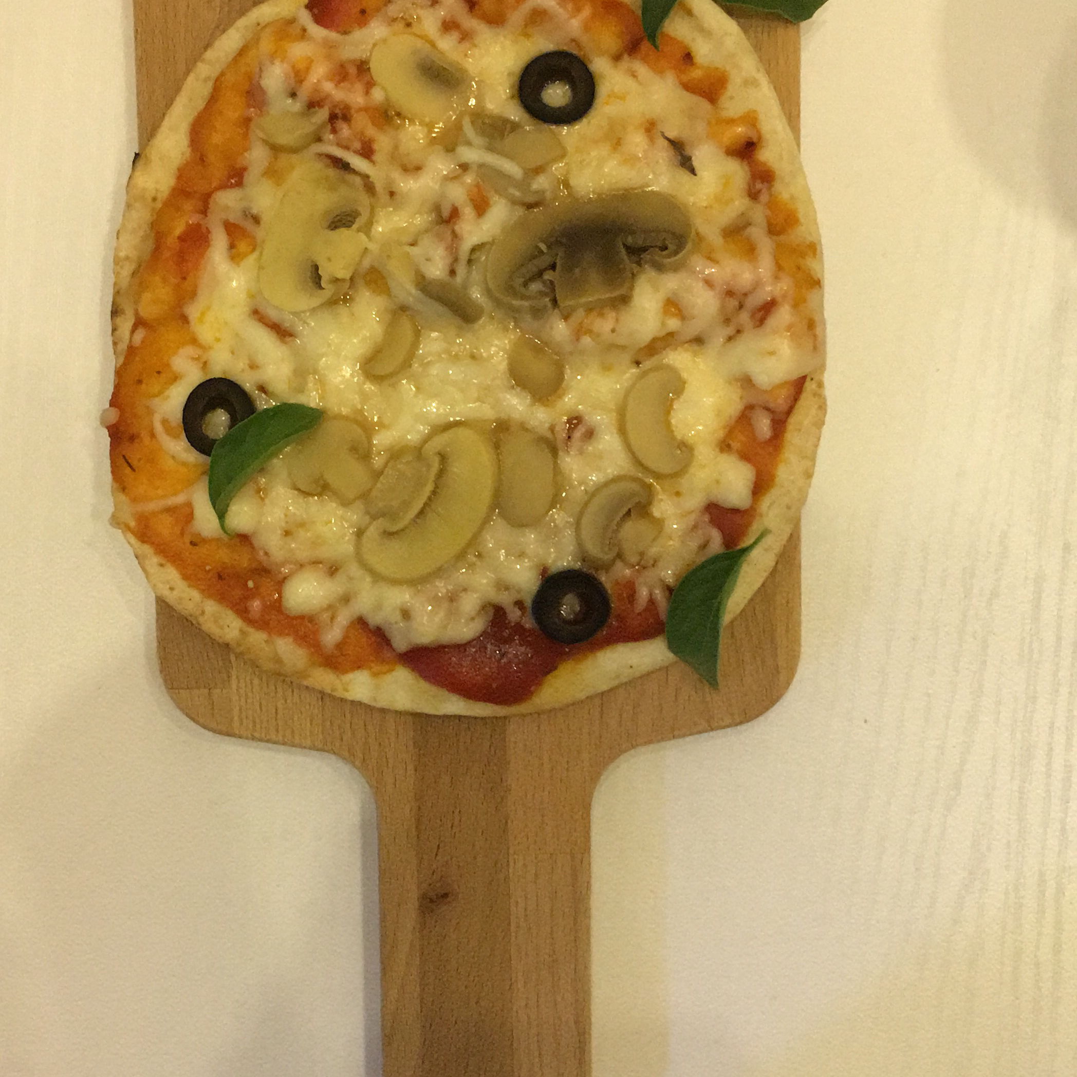 Veggie Pita Pizza fahad