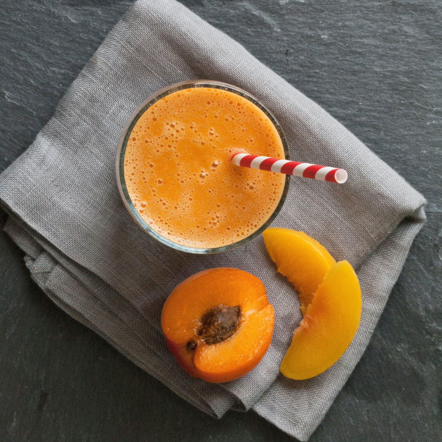 Apricot-Peach Smoothie Trusted Brands
