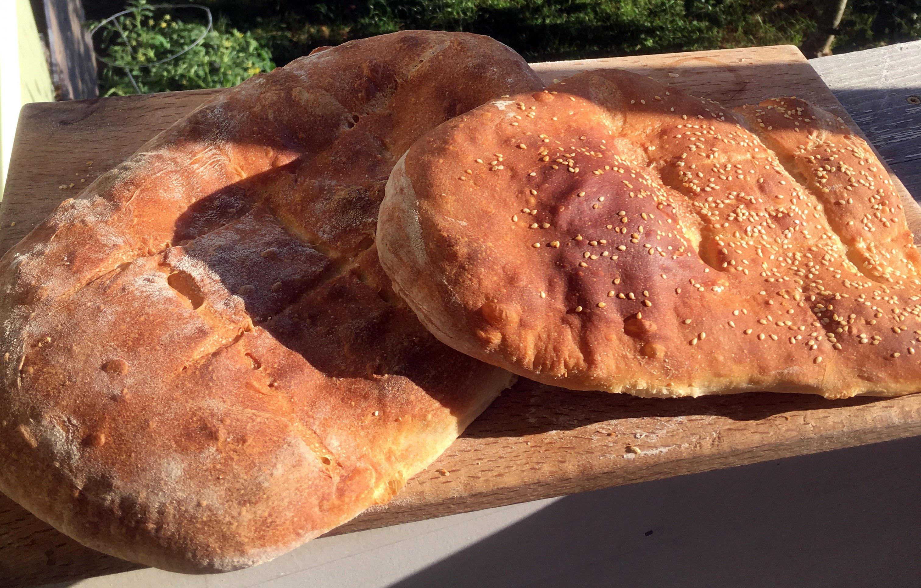 Ekmek Turkish Bread