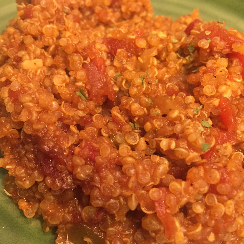 Mexican Quinoa BamaBredNFed