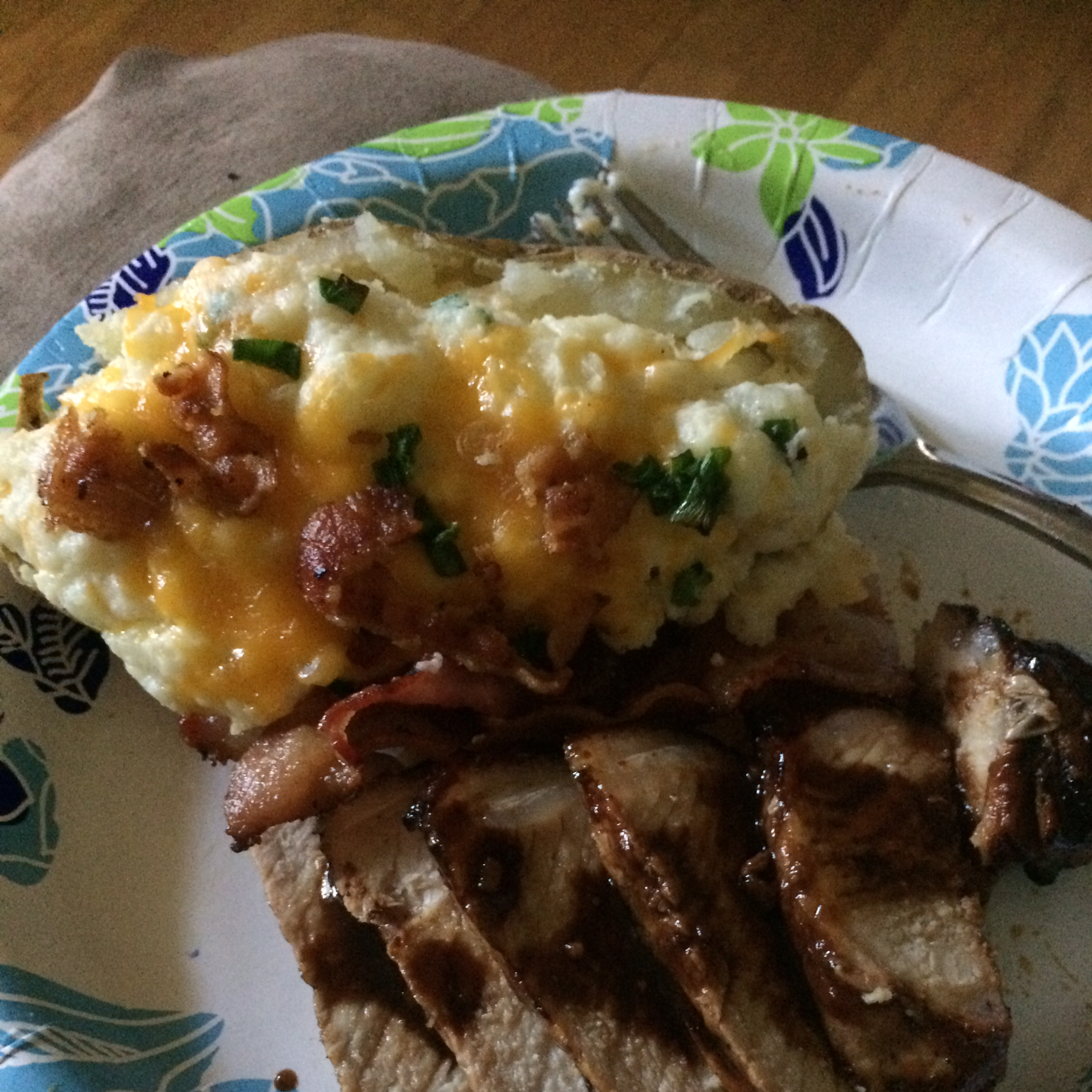 Ultimate Twice Baked Potatoes Mary Spano-Hurle