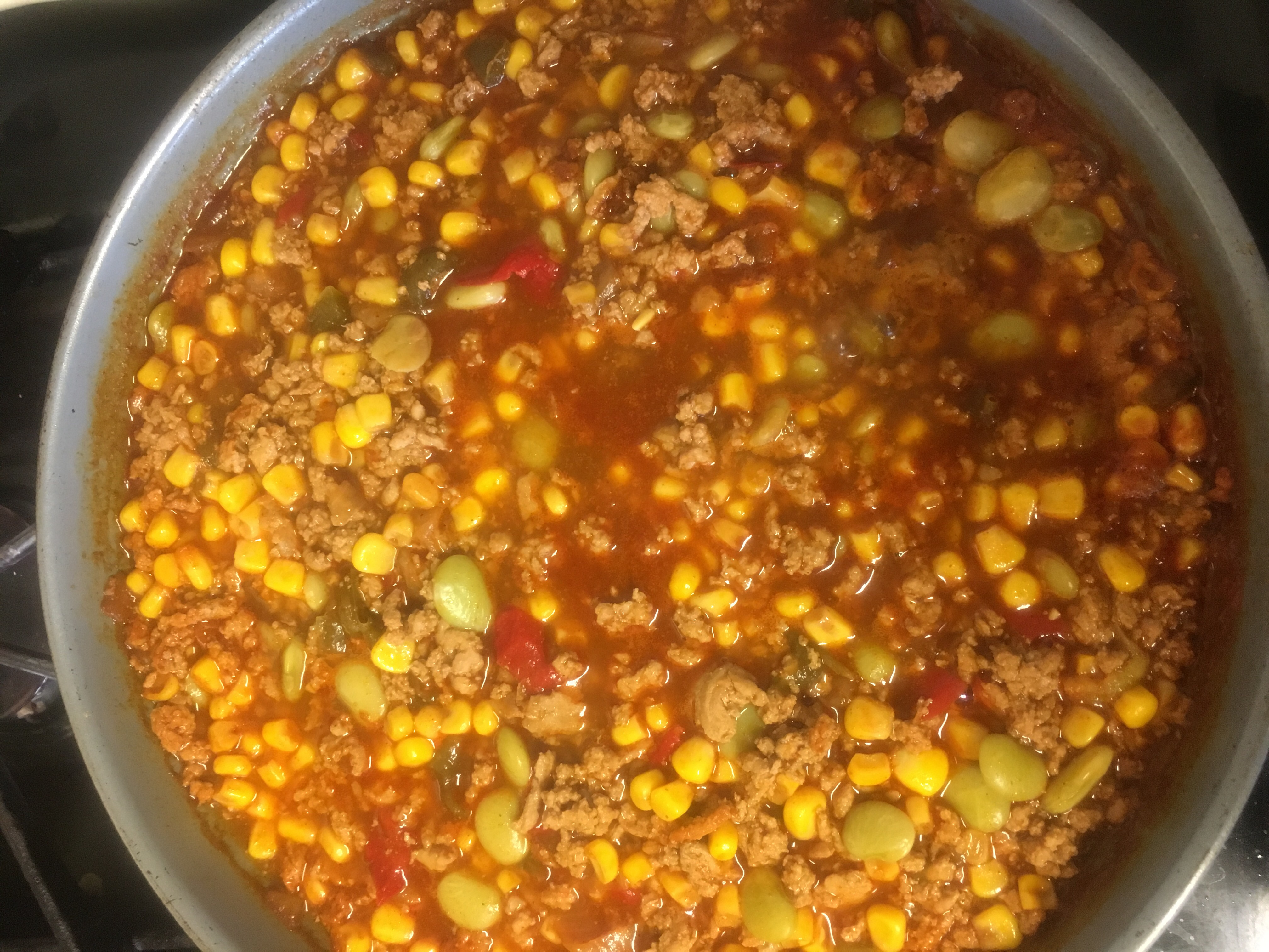 Mexican Succotash