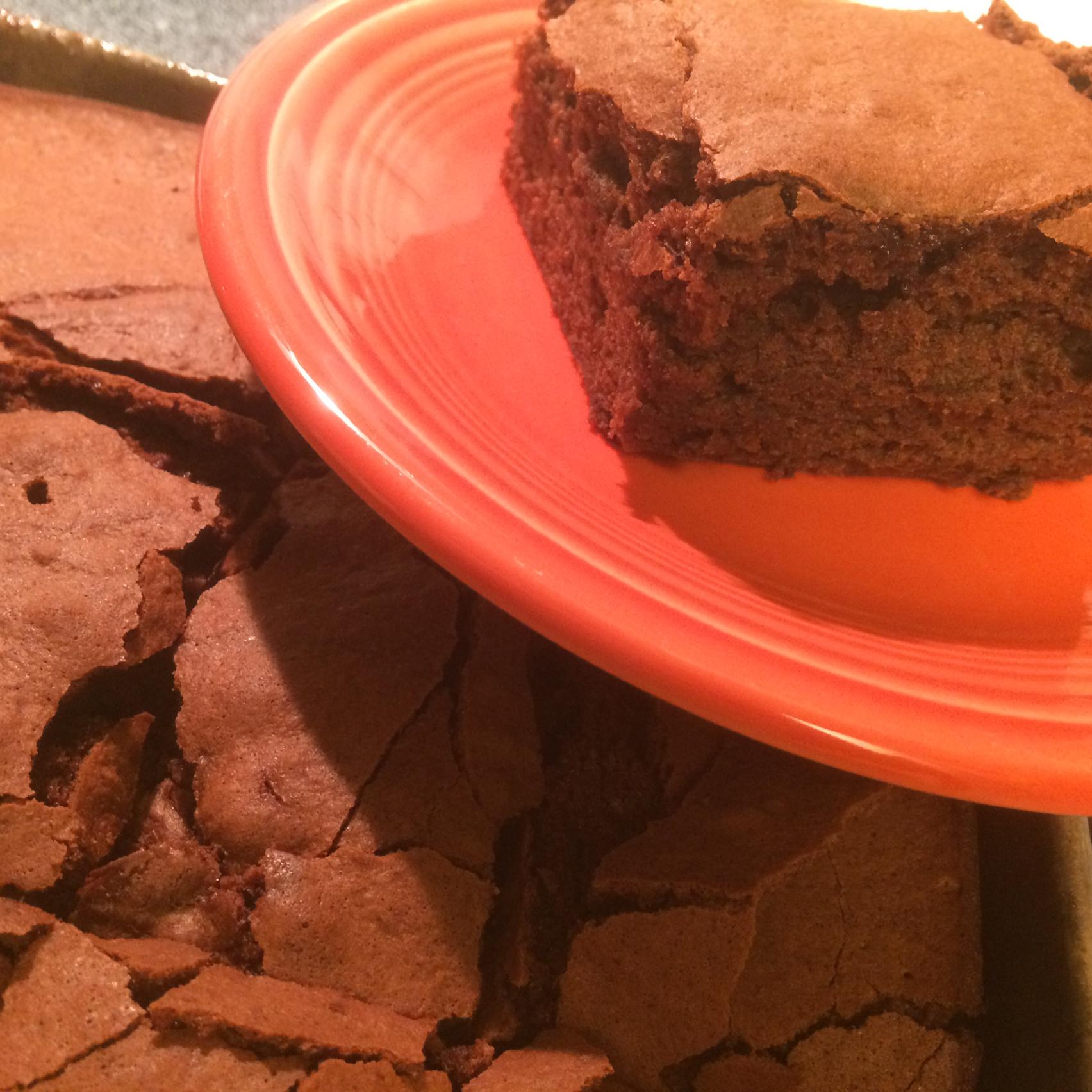 Chocolate Banana Brownies RockerMama2o1ne