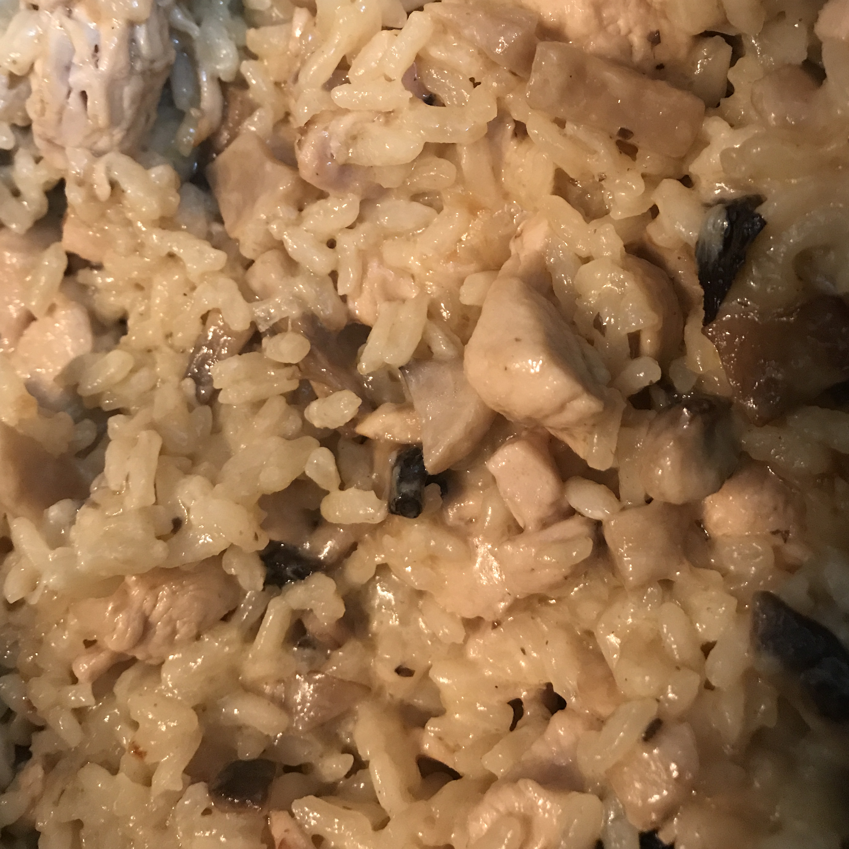 Chef John's Baked Mushroom Risotto