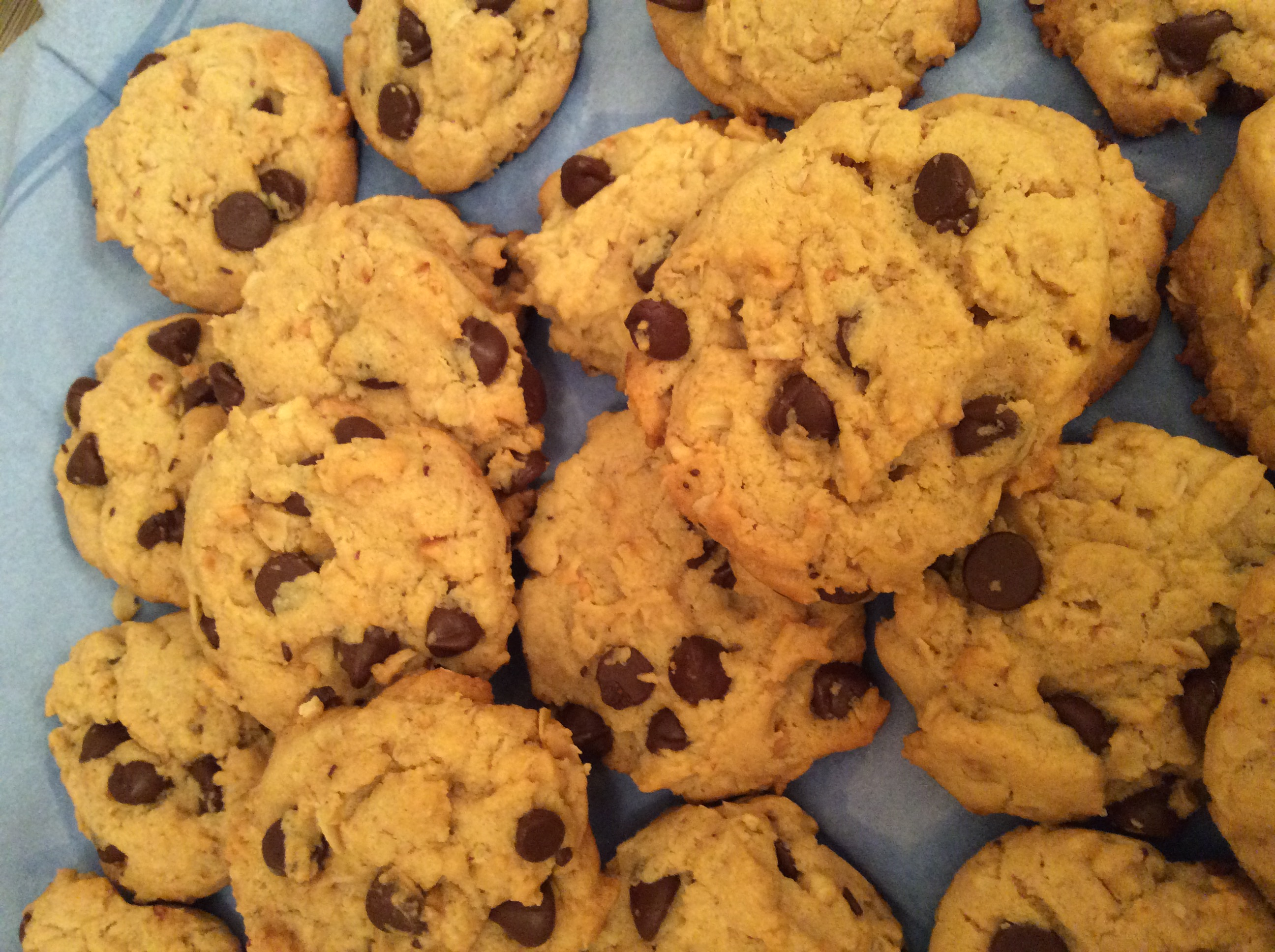 Outrageous Chocolate Chip Cookies lama