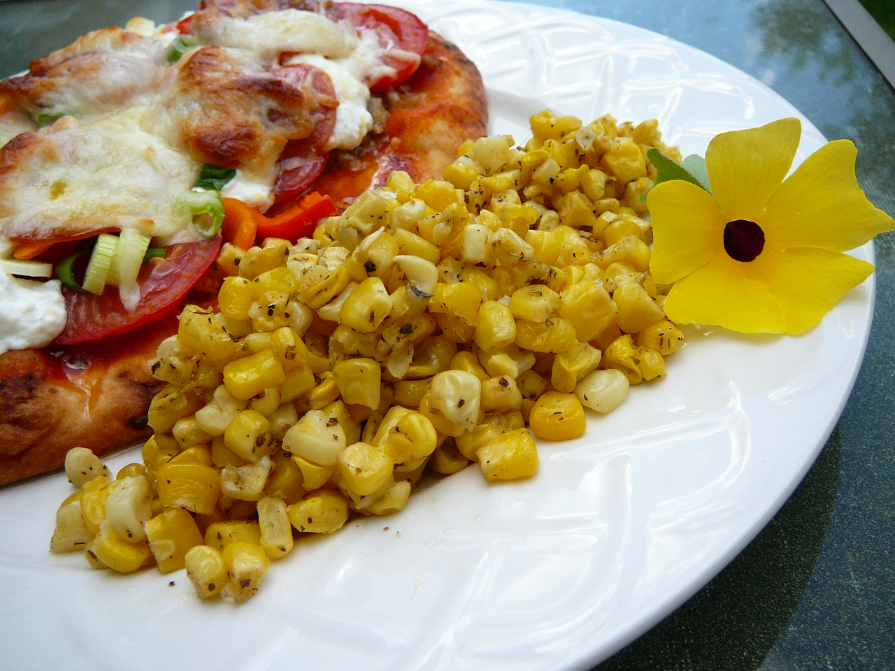 Irresistible Italian Corn