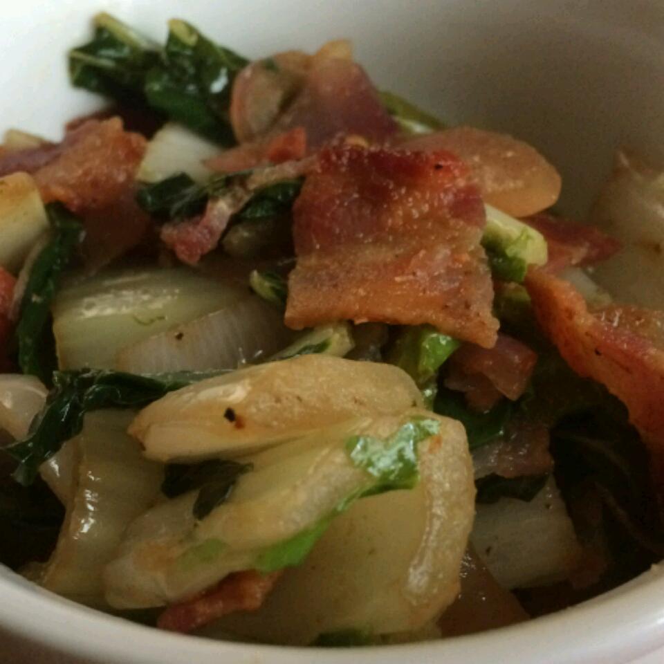 Bacon-y Bok Choy