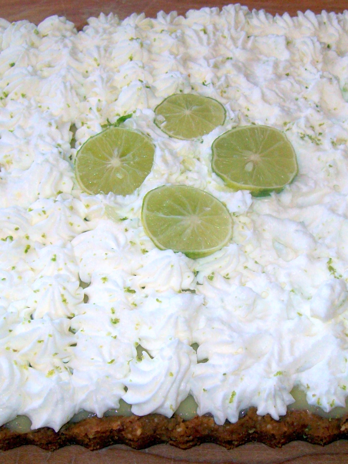 Phoenician's Key Lime Pie Arlette Therese Abdallah