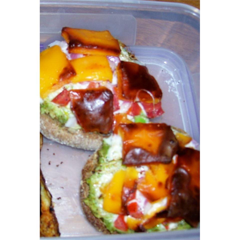 The Best Veggie Sandwich Justine