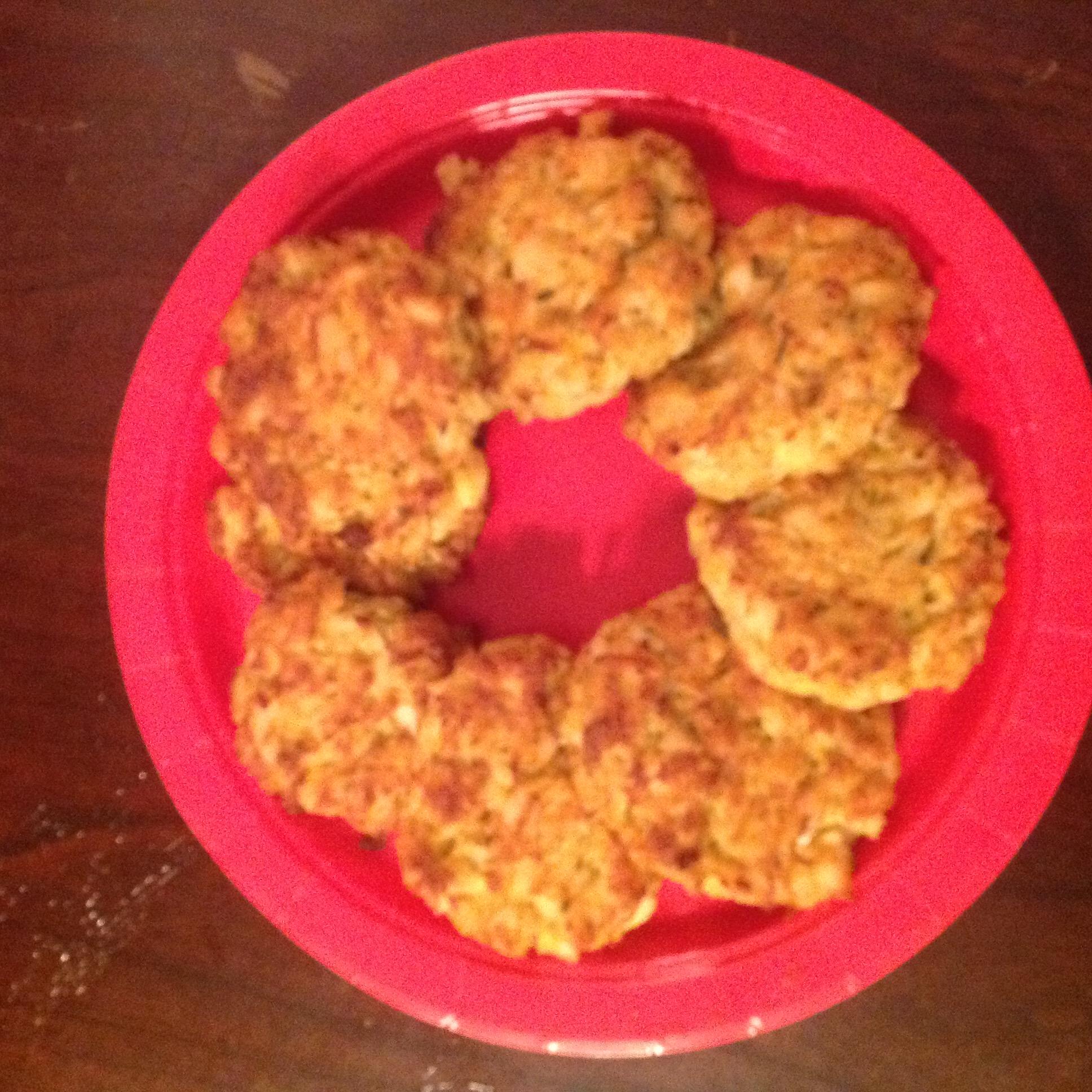 Maryland Crab Cakes II Bershiria King