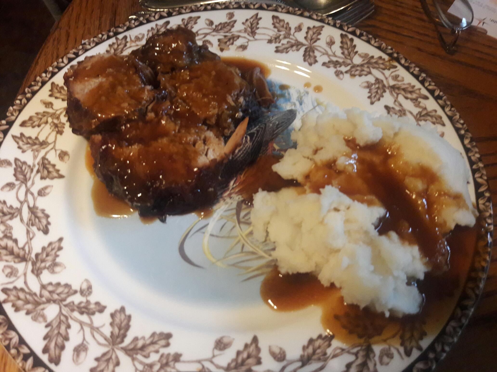 Slow Cooker Pork Roast