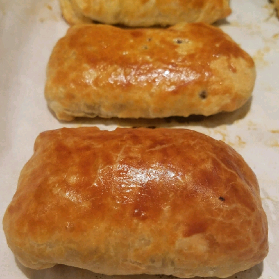 Mediterranean Meat Pies (Sfeeha) Michael H