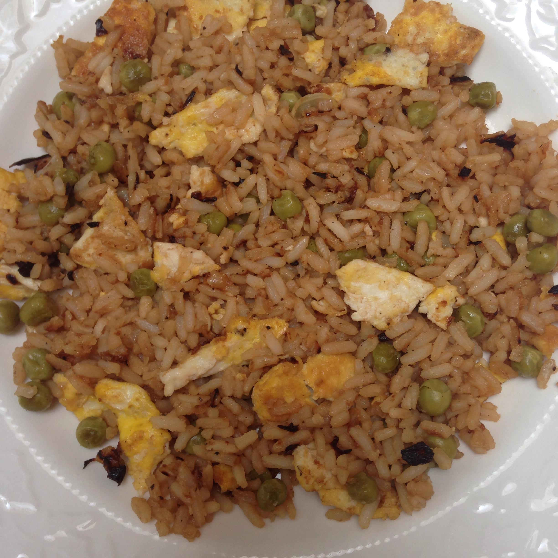 Broccoli and Rice Stir Fry Chef Chloé