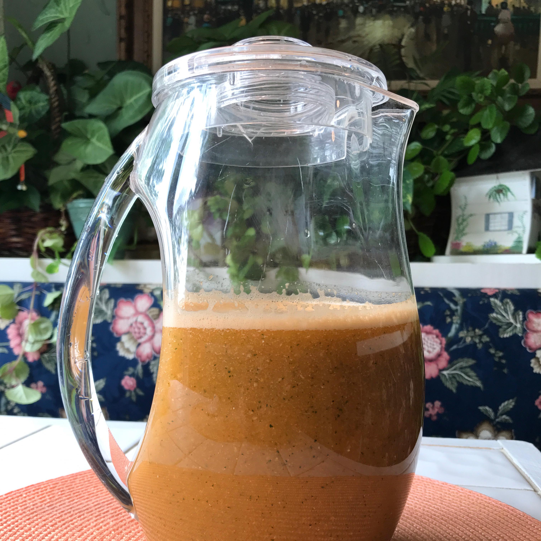 Cucumber Orange Carrot Juice pcushenan