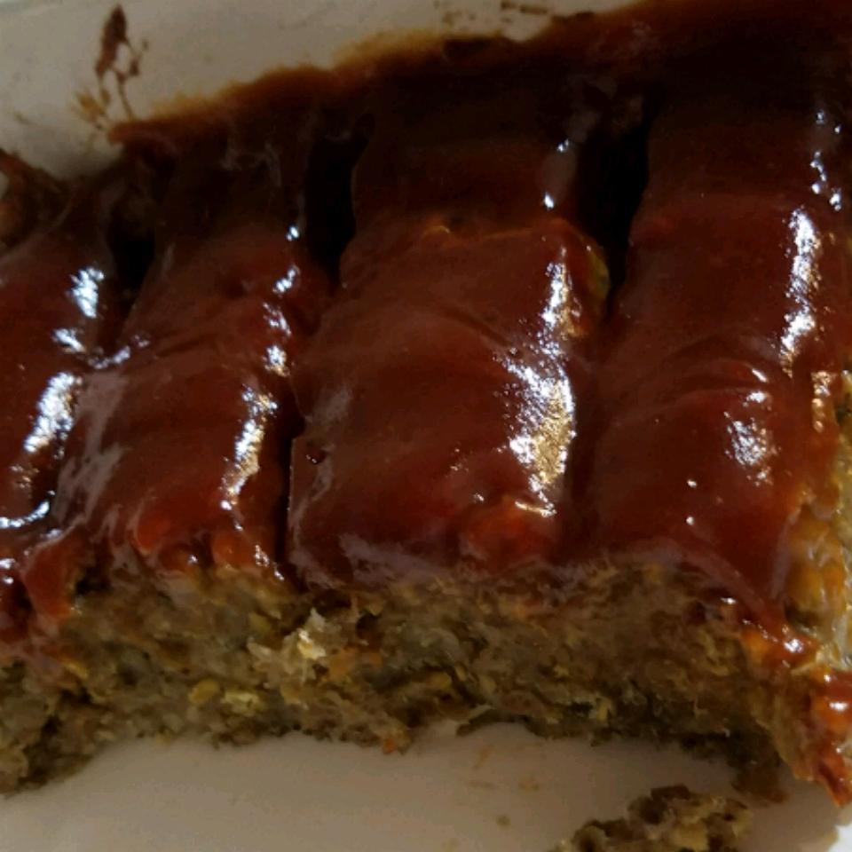 Delicious Lentil Loaf Esther Ford-Foreman