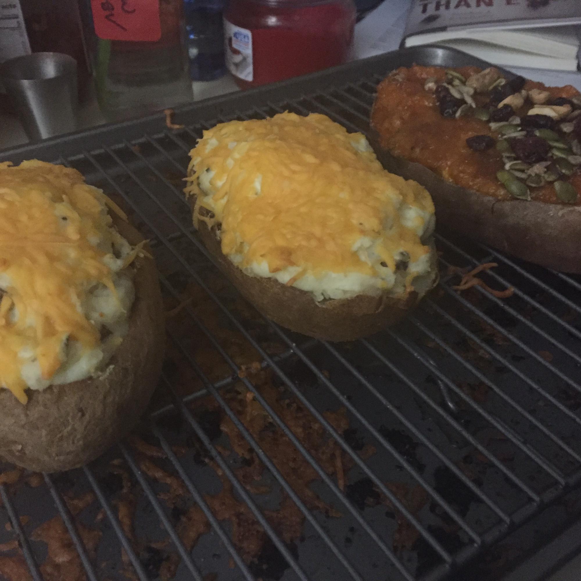 Ultimate Twice Baked Potatoes Kris Castner