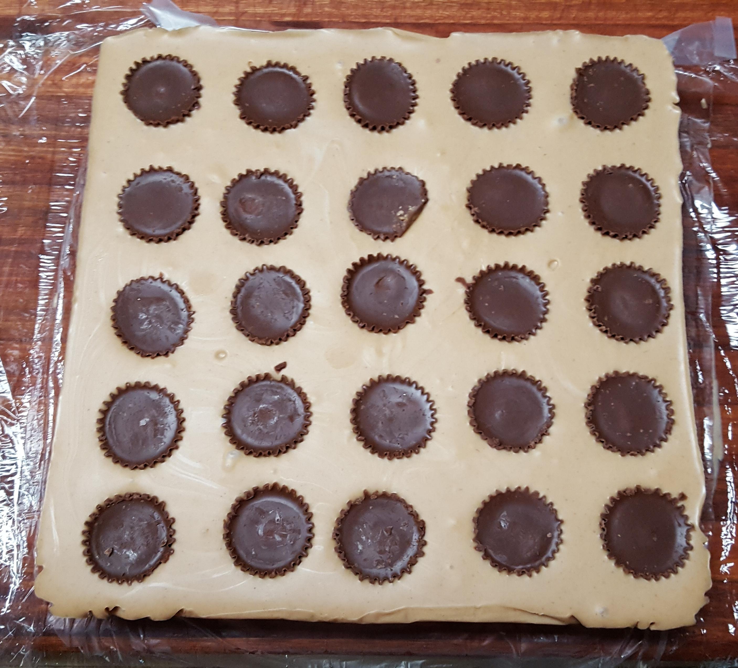 2-Ingredient Peanut Butter Fudge Martin Findley
