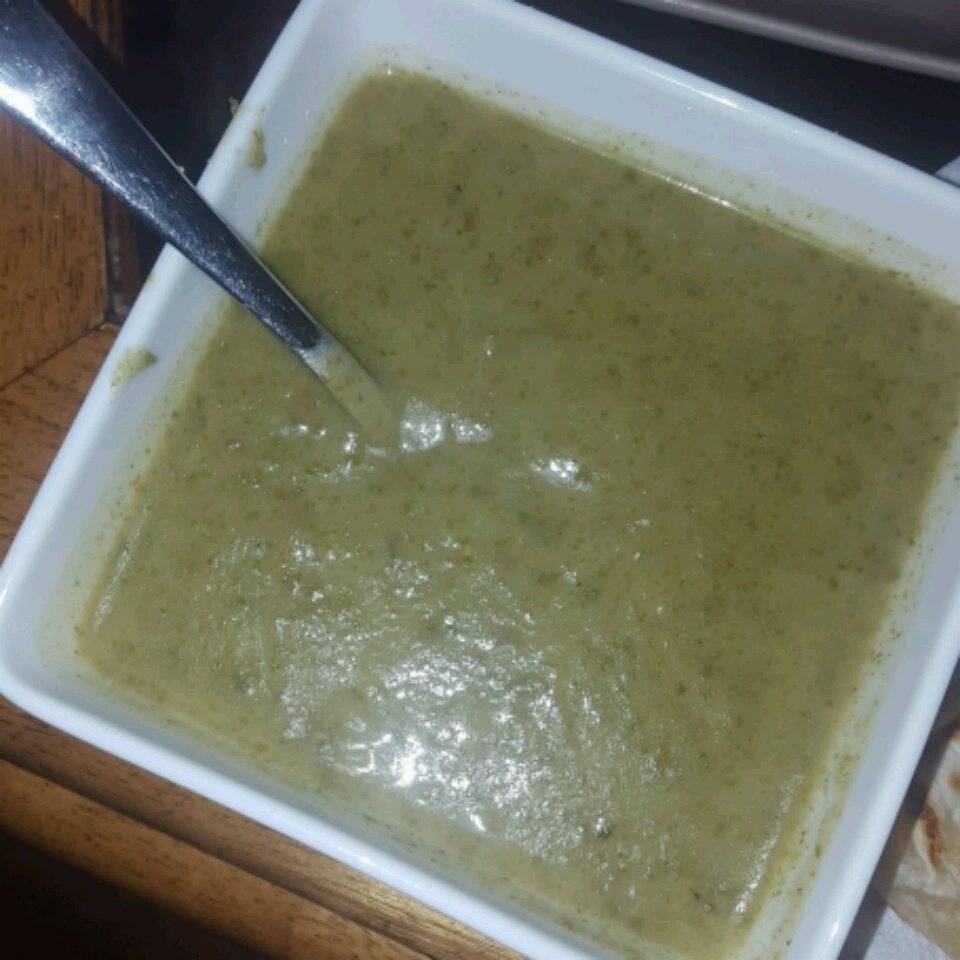 Radish Top Soup Julie Glase