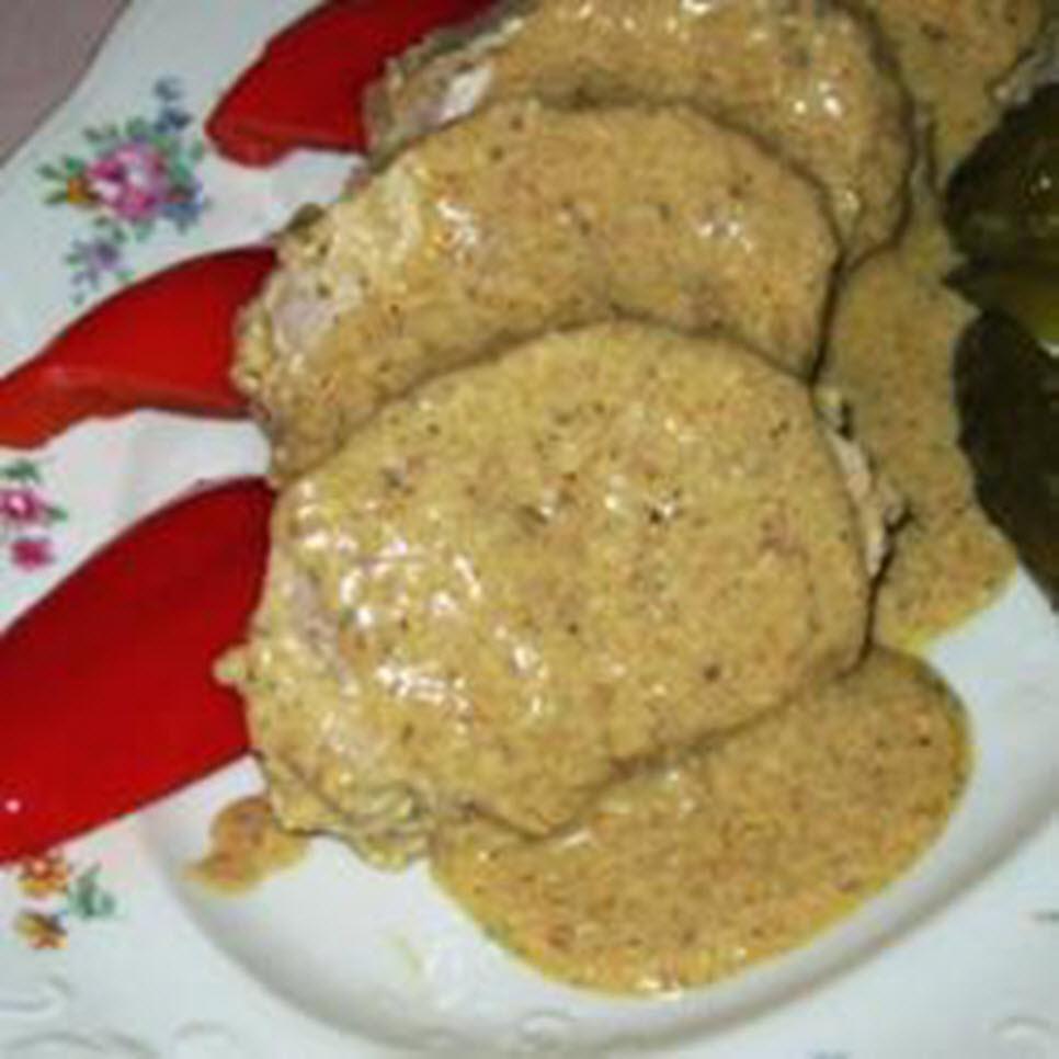 Schab w Mleku (Poached Pork Loin)