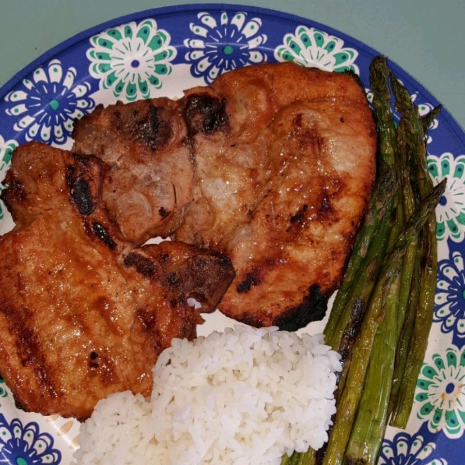 Tangy Pork Chops