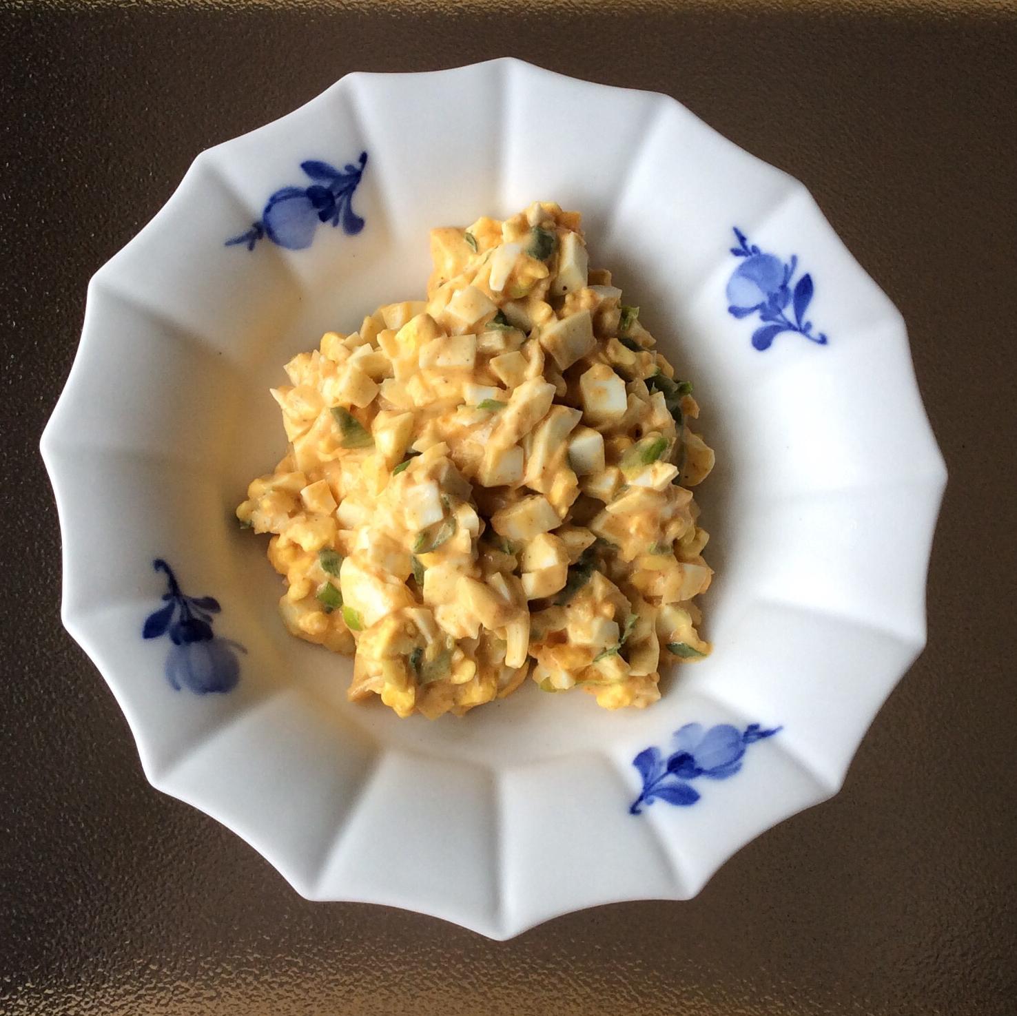 Deviled Egg Salad Sollenbum
