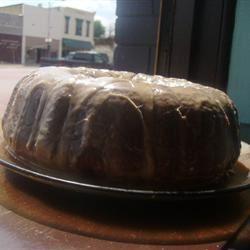 Surprise Banana Cake