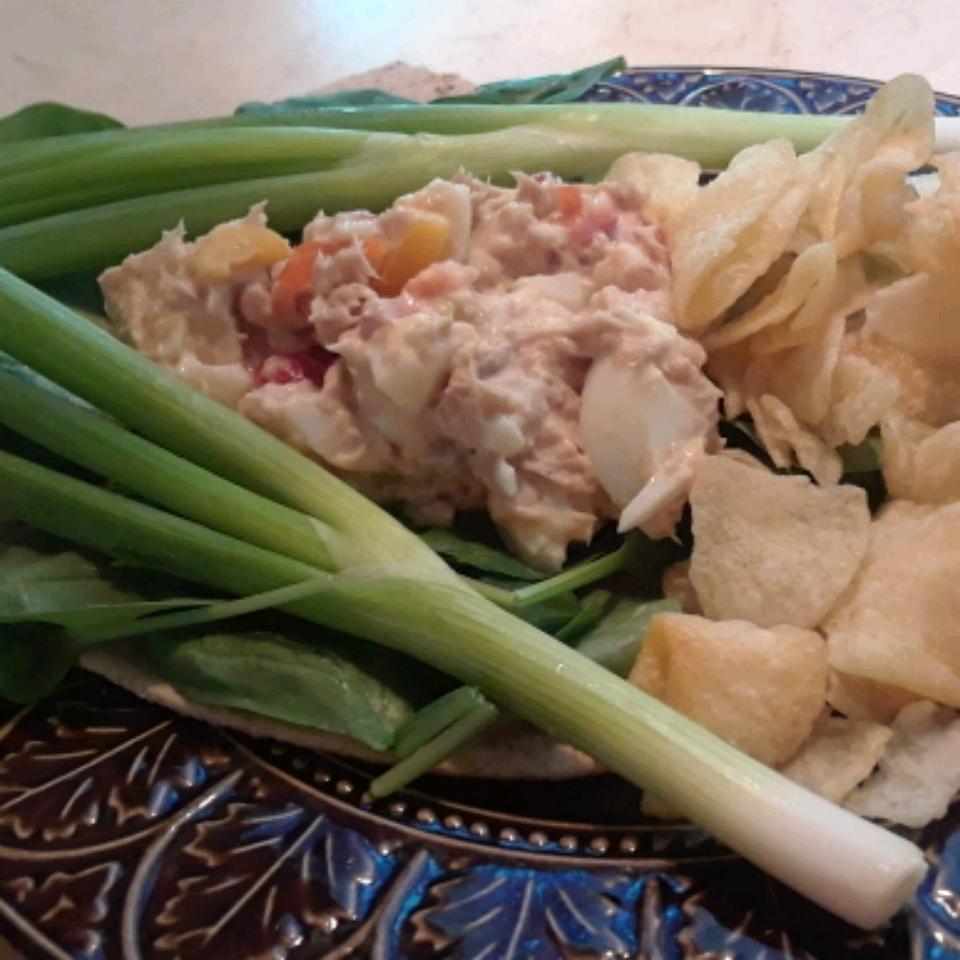 Sriracha Tuna Salad