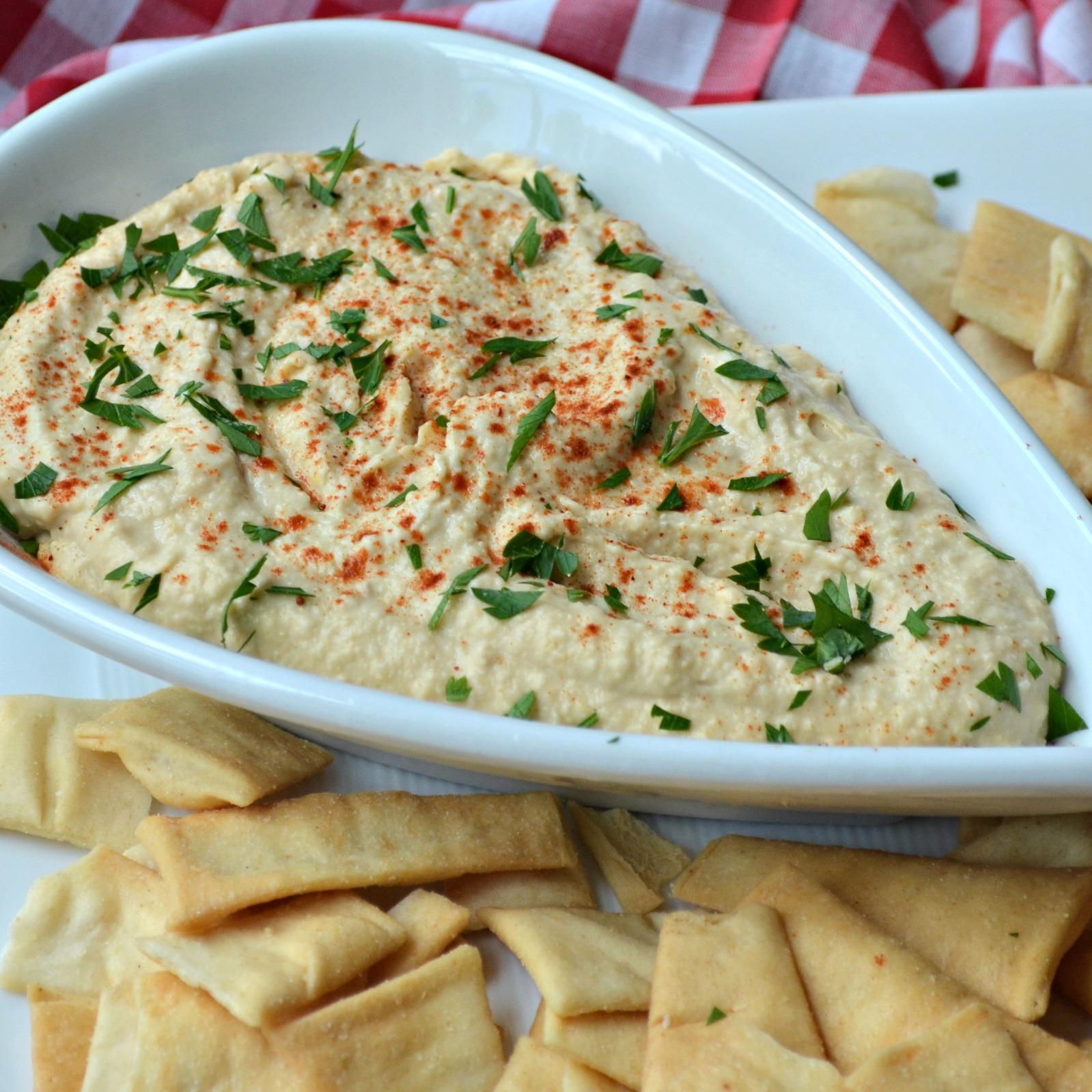Best Hummus Kim's Cooking Now