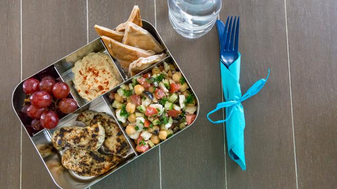 Mediterranean Bento Lunch Trusted Brands