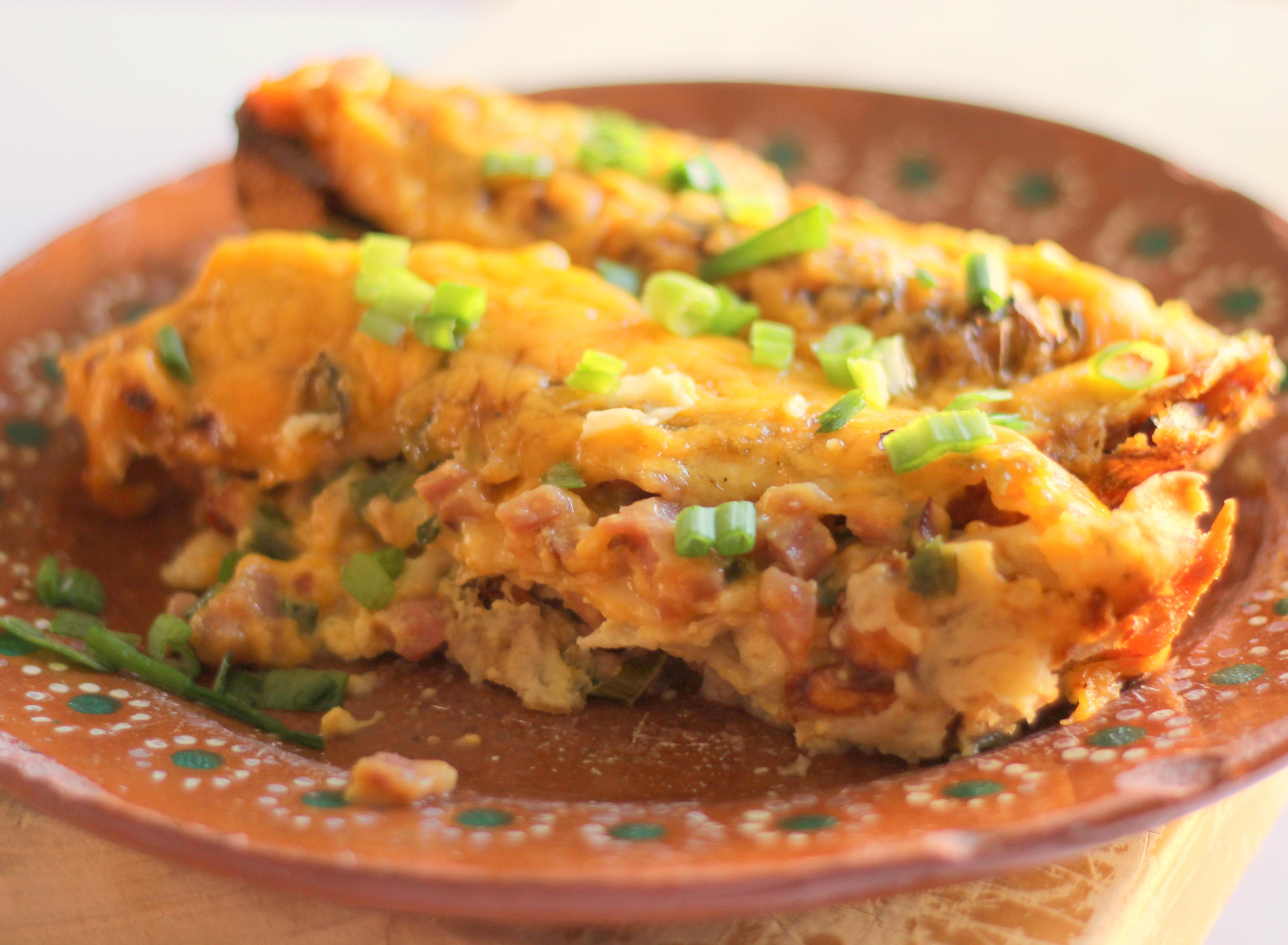 Brunch Enchiladas