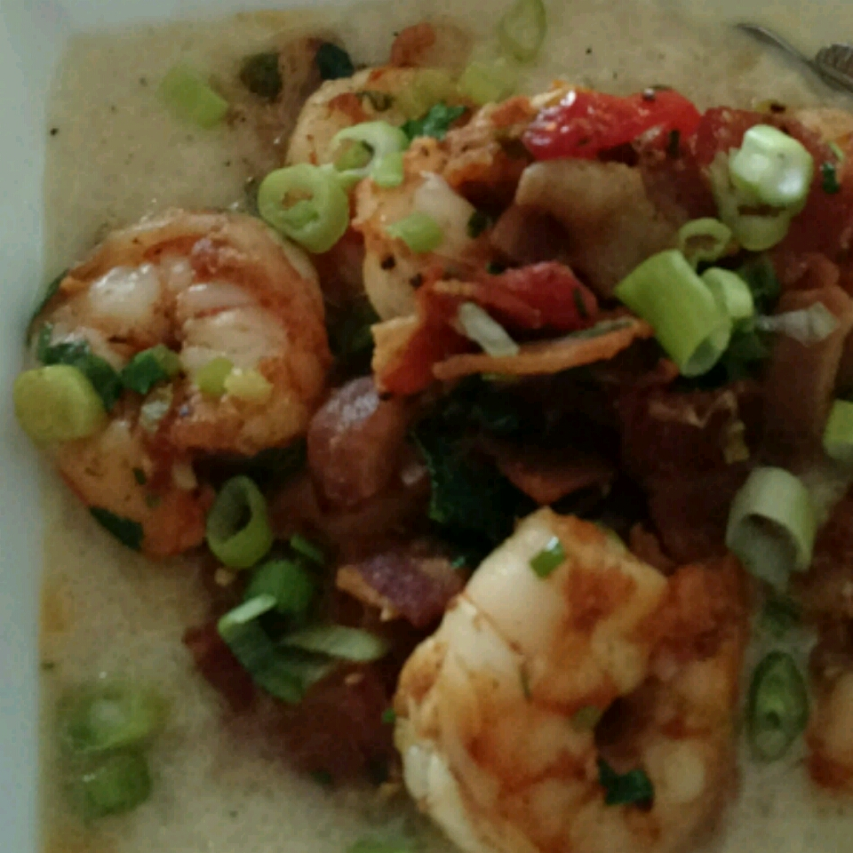 Chef John's Shrimp and Grits