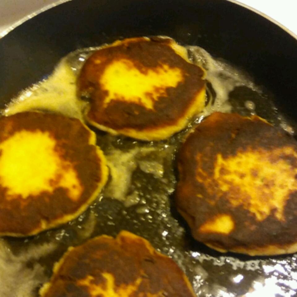 Instant Potato Pancakes Anita