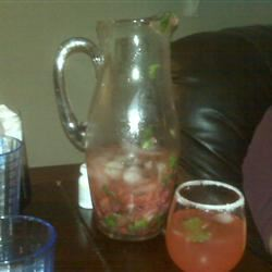 Strawberry Mojito Adriana.delacruz