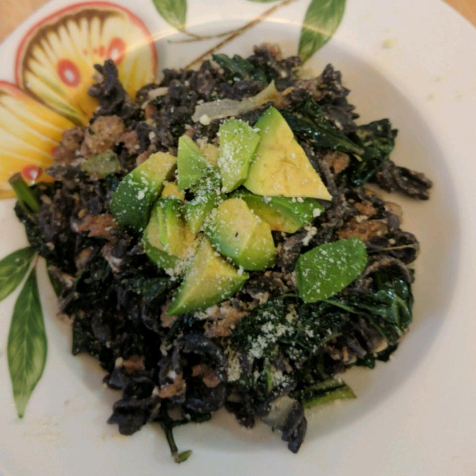 Chorizo and Broccoli Rabe Pasta WifeandChef