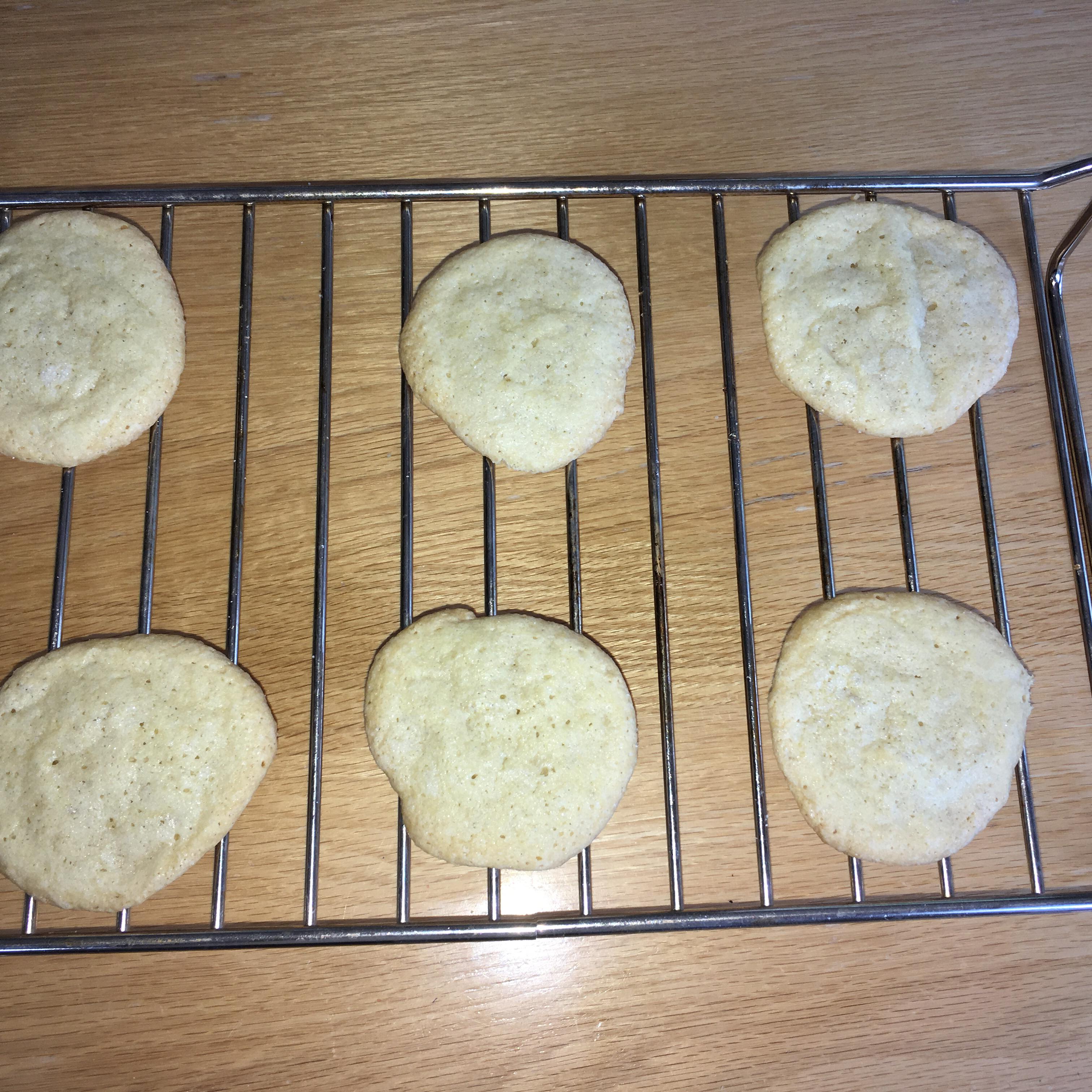 Vinegar Cookies trevoreeo