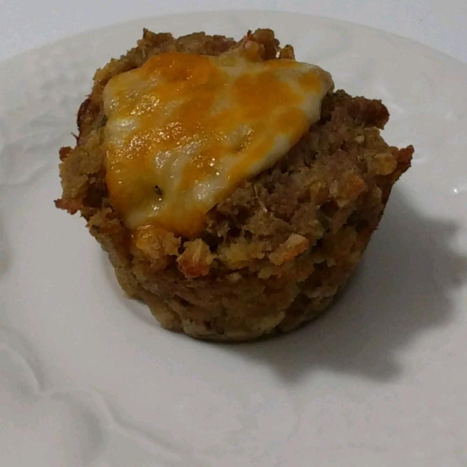 Buttermilk Turkey Meatloaf Muffins Sierra Bonilla
