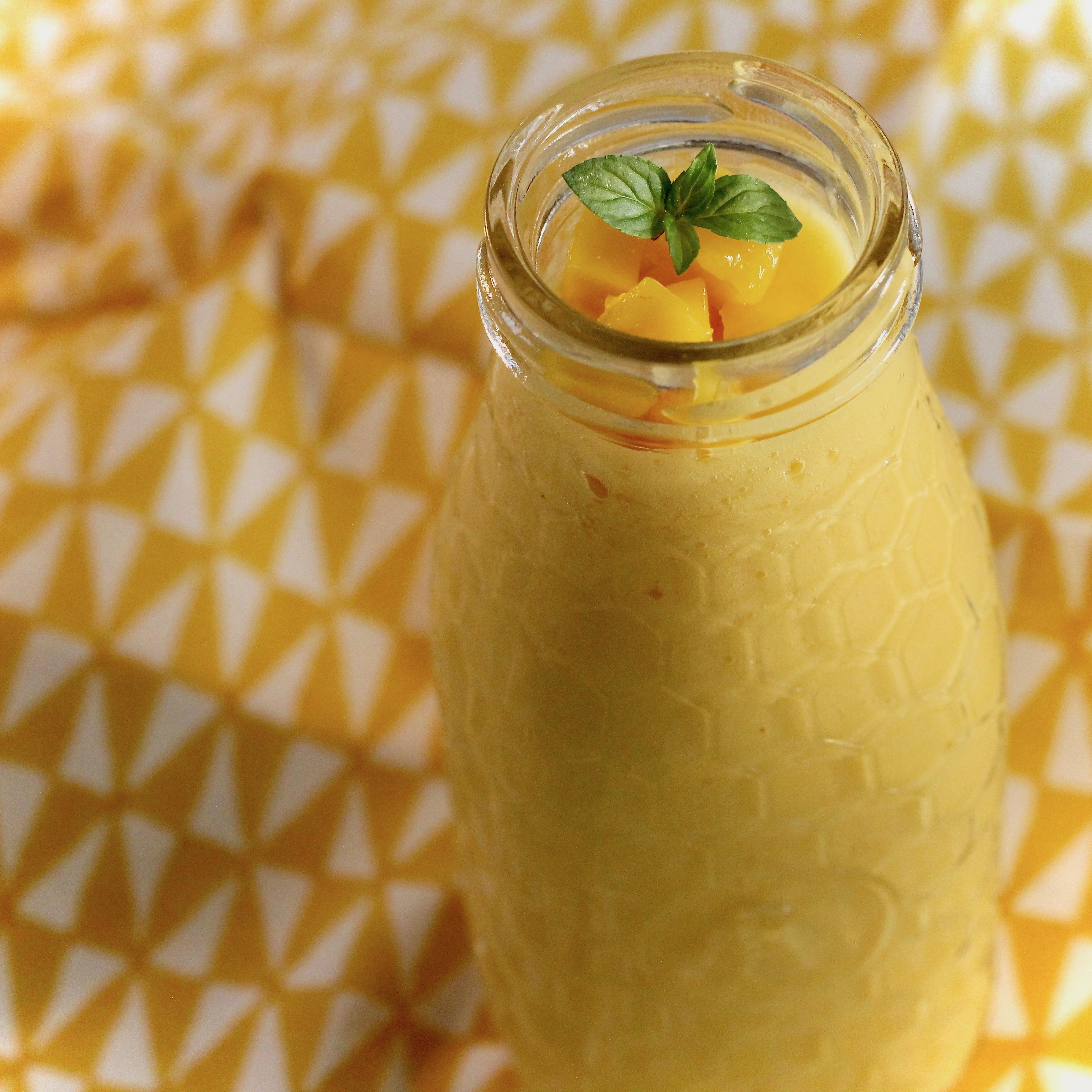 Summertime Mango Drink